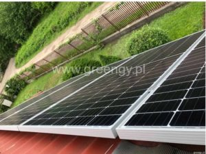 Instalacja fotowoltaiczna Greengy 5,3 kW woj. mazowieckie