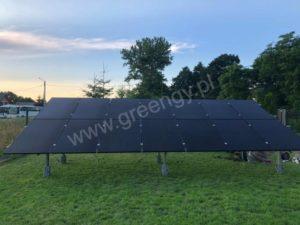 Instalacja fotowoltaiczna Greengy 9,75 kW woj. mazowieckie