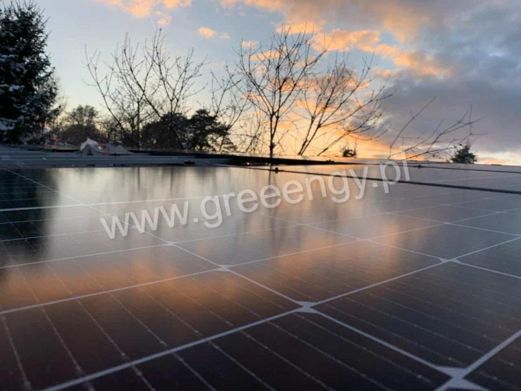 Instalacja fotowoltaiczna Greengy 9,9 kW woj.mazowieckie