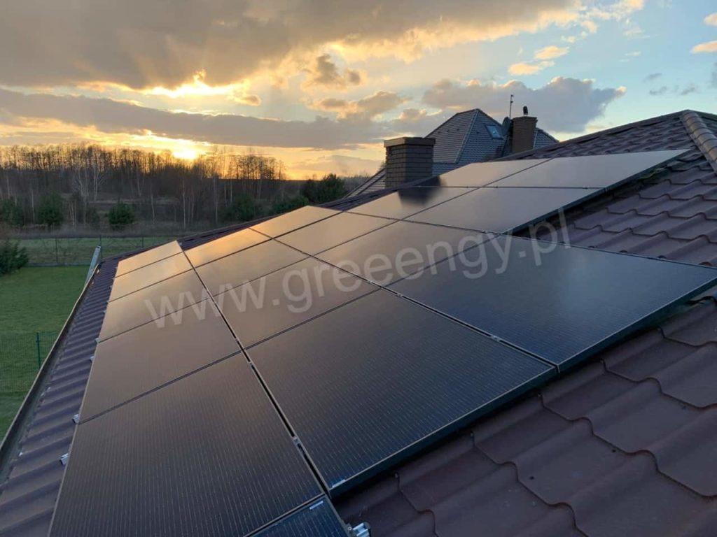 Instalacja fotowoltaiczna Greengy 6,48 kW woj.lubelskie